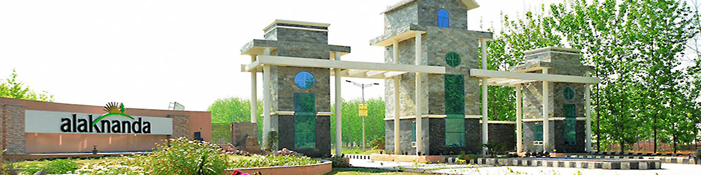 Alaknanda Gated Community